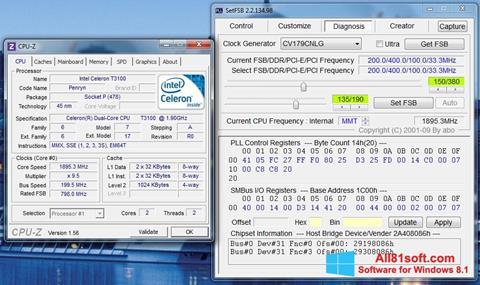 Captura de pantalla SetFSB para Windows 8.1