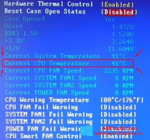 Captura de pantalla Boostek-9x para Windows 8.1