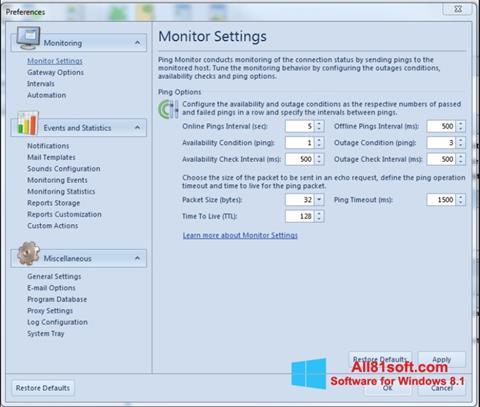 Captura de pantalla QIP para Windows 8.1