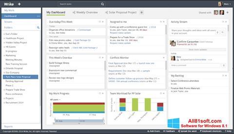 Captura de pantalla Project Expert para Windows 8.1