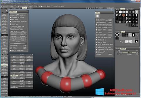 Captura de pantalla 3D-Coat para Windows 8.1