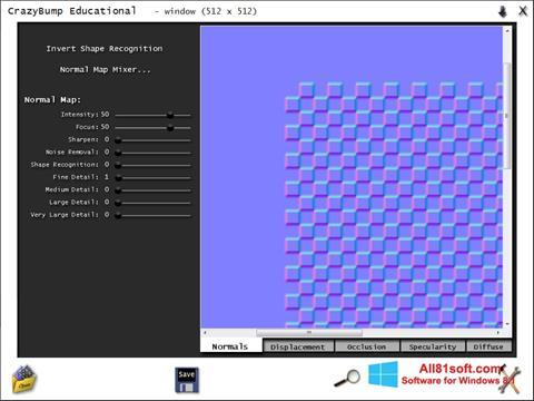 Captura de pantalla CrazyBump para Windows 8.1