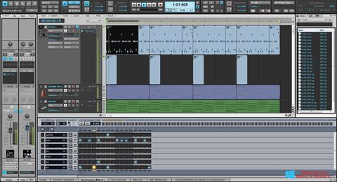 Captura de pantalla Cakewalk Sonar para Windows 8.1